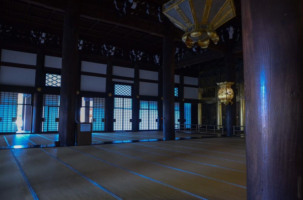 13 西本願寺