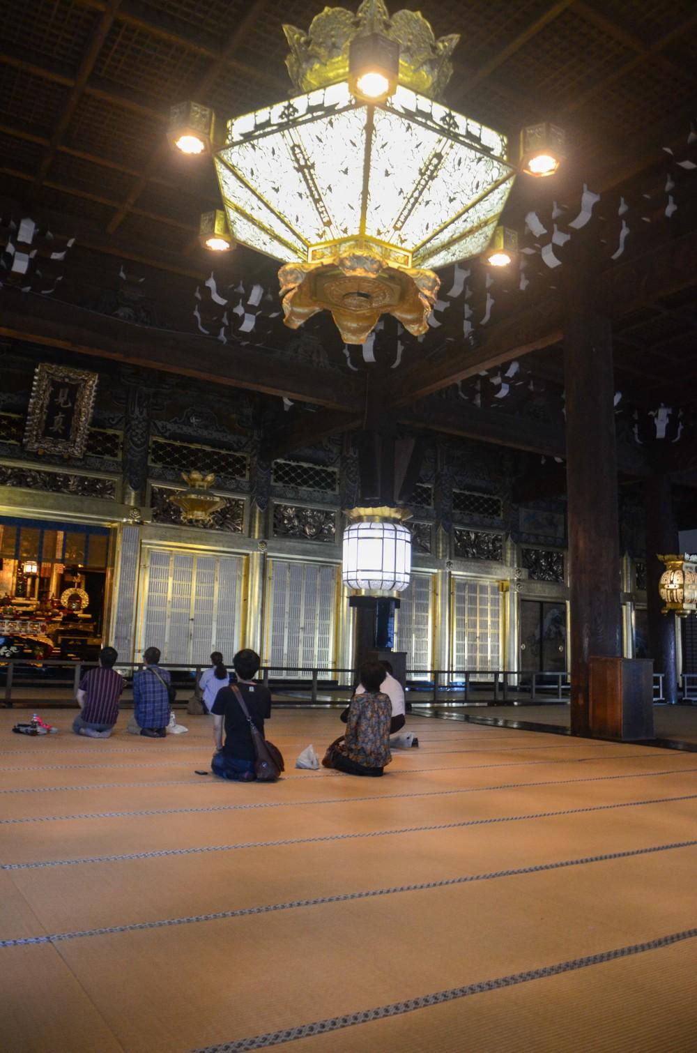 14 西本願寺