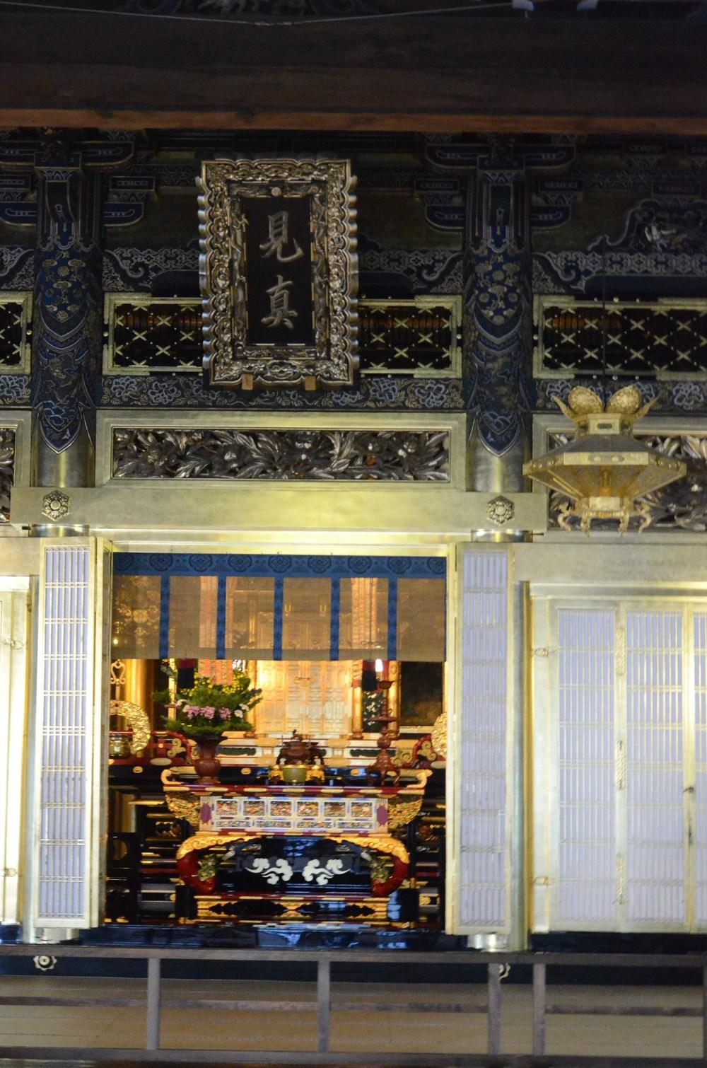 16 西本願寺