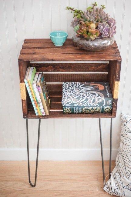 Decorative end table