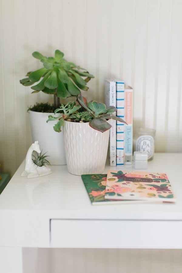 Near a window? Add a plant for some fresh air