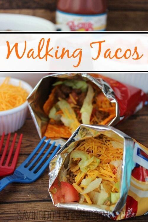 Tacos to go!
