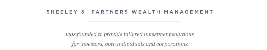 Sheeley & Partners Wealth Management Registered Investment Advisor_Rhode Island _Investment Solutions Individual Coporations