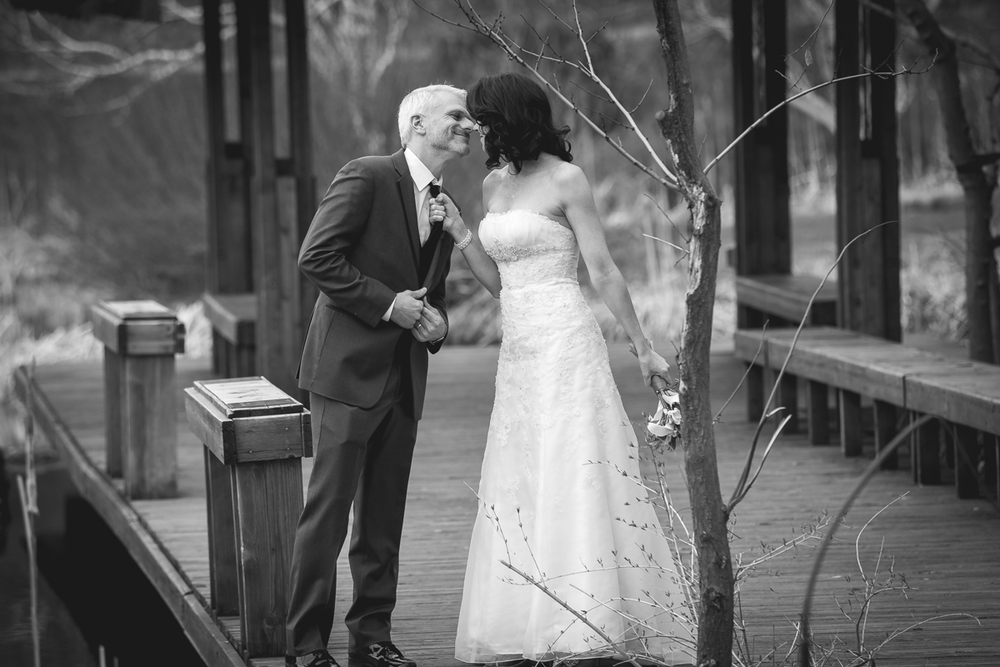 Red Butte Gardens Wedding Photos