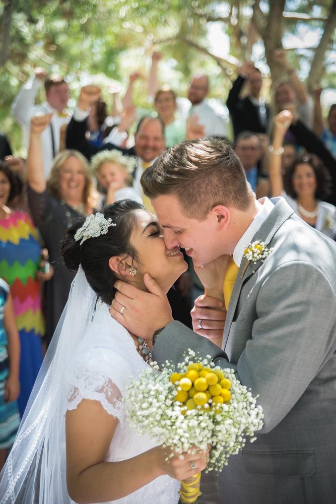 Las Vegas Temple Wedding