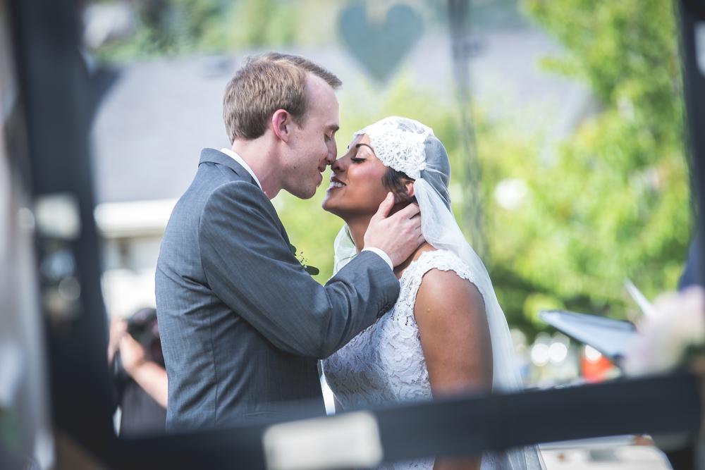 Utah Garden Wedding Photo