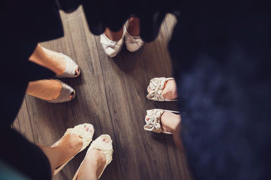 New York Wedding Photography Shoes Details Bridal Party.jpg