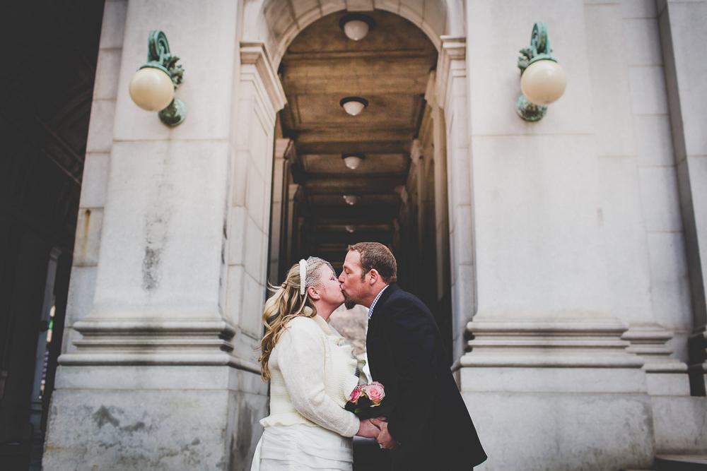 1a0d76aa2e323 New York Winter City Hall Wedding - Emily and Scott — Elvira Kalviste  Photography | Brooklyn Creative Documentary Wedding Photographers | NYC