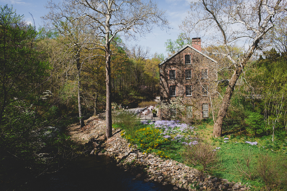 Bronx New York Botanical Garden Stone Mill Documentary