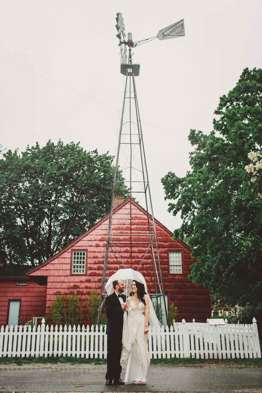 Queens County Farm Museum Wedding NY