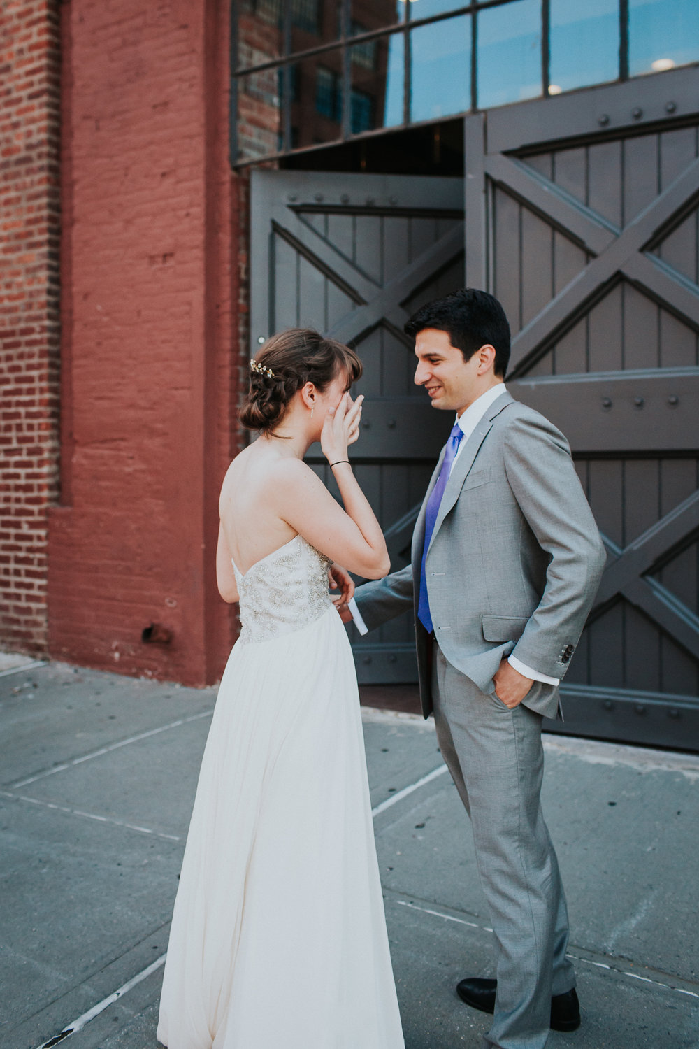 Dinosaur-Inspired-Brooklyn-Wedding-26-Bridge-New-York-Documentary-Wedding-Photographer-13.jpg
