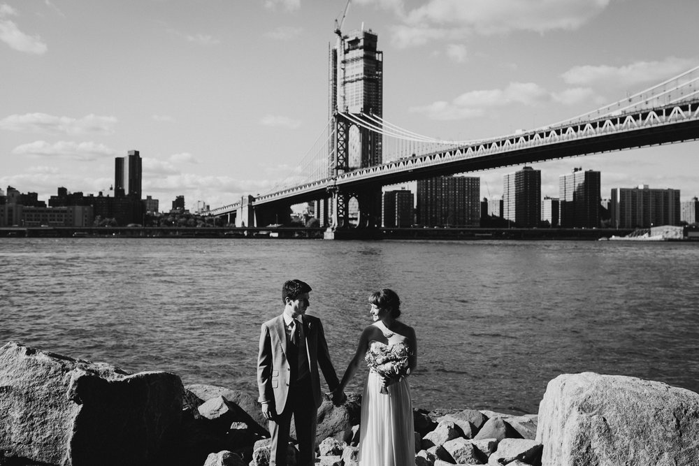 Dinosaur-Inspired-Brooklyn-Wedding-26-Bridge-New-York-Documentary-Wedding-Photographer-29.jpg