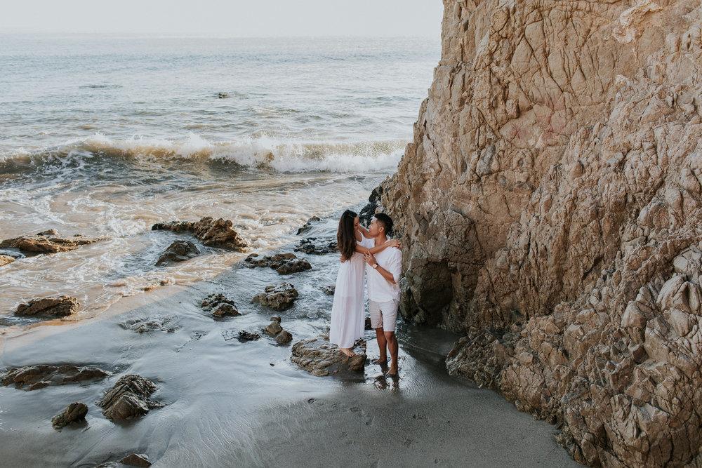 Malibu-El-Matador-State-Beach-Sunset-Engagement-Photos-Los-Angeles-Documentary-Wedding-Photographer-10.jpg