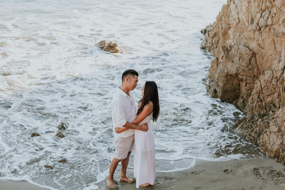 Malibu-El-Matador-State-Beach-Sunset-Engagement-Photos-Los-Angeles-Documentary-Wedding-Photographer-13.jpg