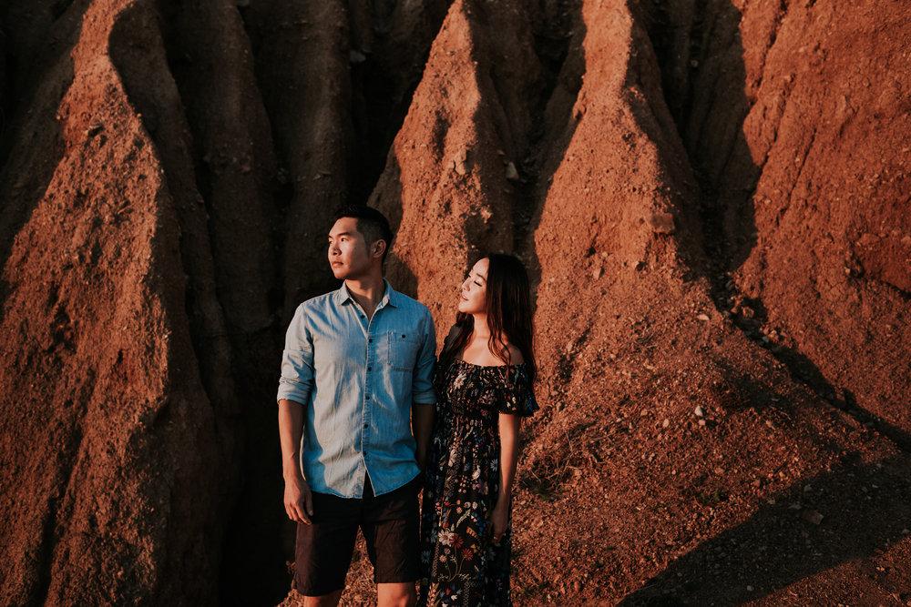 Malibu-El-Matador-State-Beach-Sunset-Engagement-Photos-Los-Angeles-Documentary-Wedding-Photographer-33.jpg