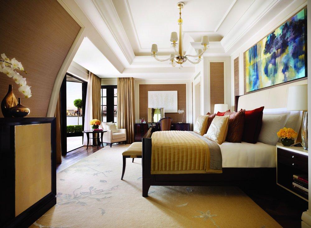 Royal Penthouse Master Bedroom (crop) Corinthia Hotel London.jpg