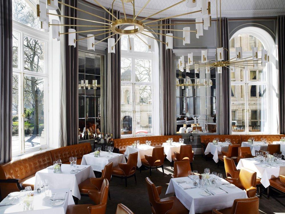 The Northall dining room Corinthia Hotel London.jpg