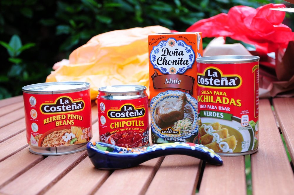 The first product review I did with La Costeña in 2014.