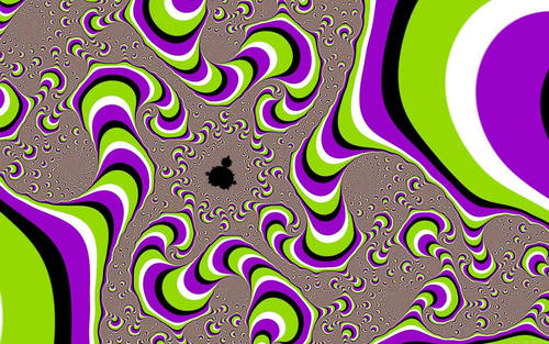 Your brain is malfunctioning (this is no animated gif!)