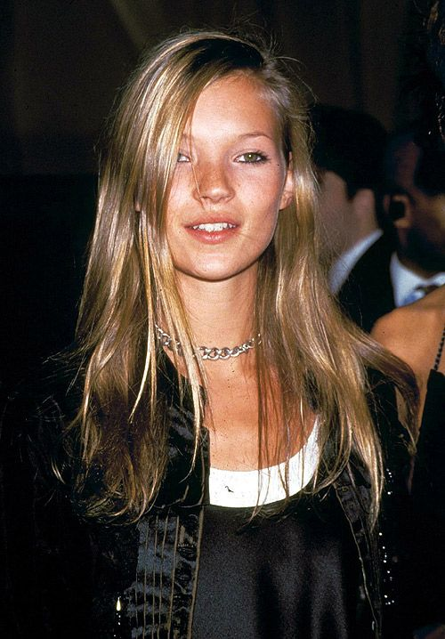 Kate Moss, queen of the choker