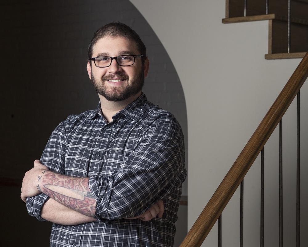 Chef Jesse Schenker