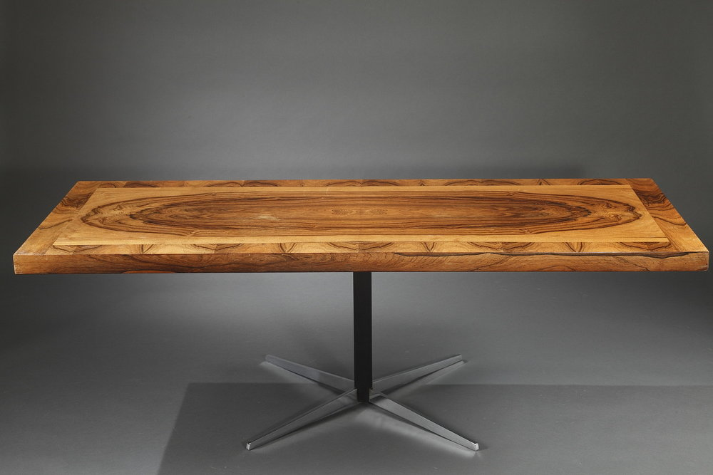 Table basse et haute en palissandre meubles - Table haute et basse ...