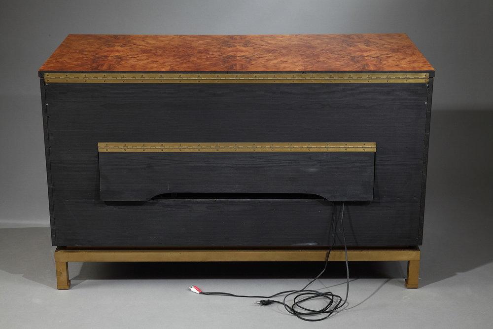 Meuble de rangement par guy lefevre pour la maison jansen for Liste de meuble pour la maison
