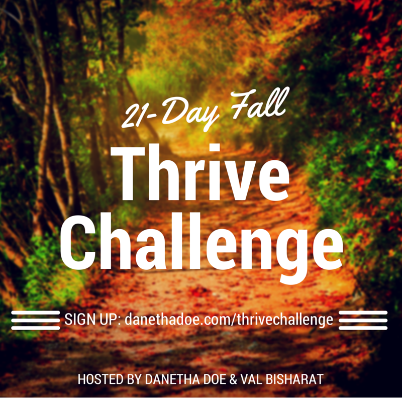 21-Day Thrive Challenge