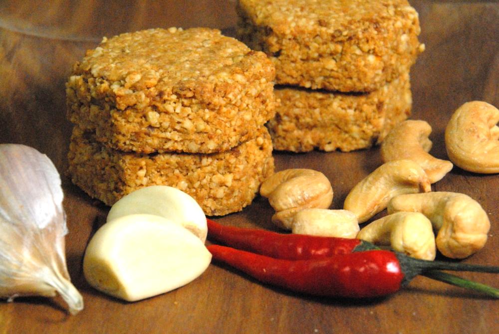 Cashew spice Paleo hex