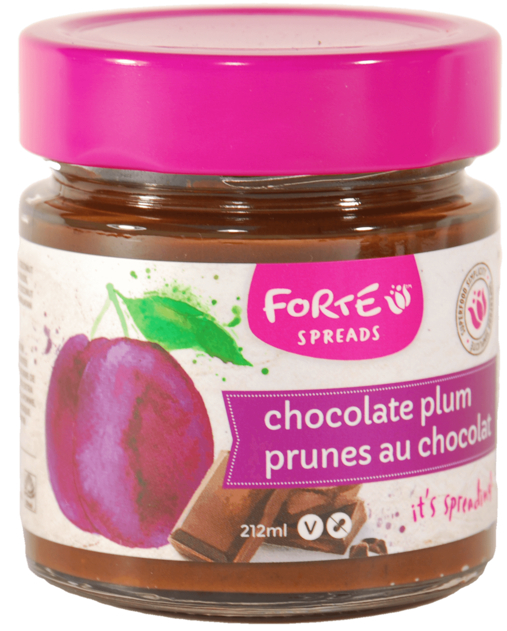 Forte chocolate plum spread.png