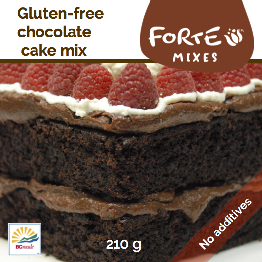 Chocolate Cake Mix Forte Whole Foods Inc
