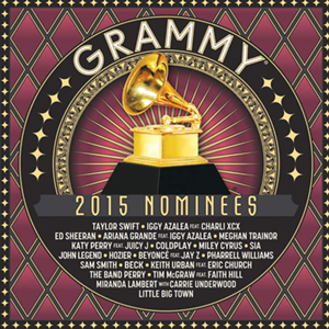 Grammy 2015    Nominees Compilation   Mixer, Producer