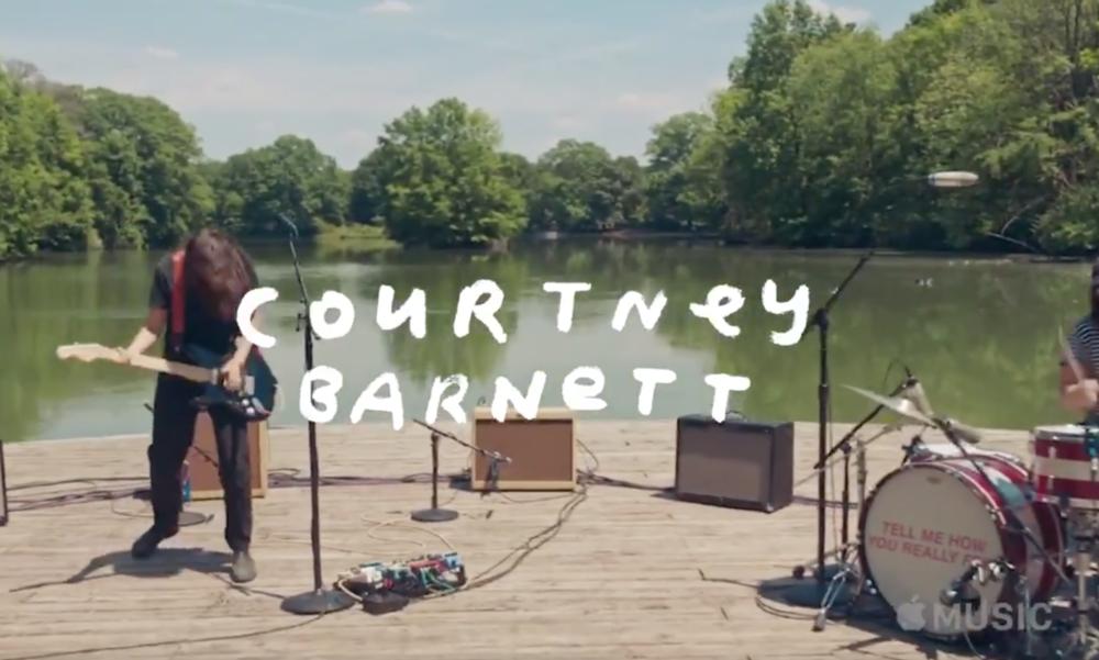 Courtney Barnett •  Tell Me How You Really Feel: Live in Atlanta • Apple Music  2018