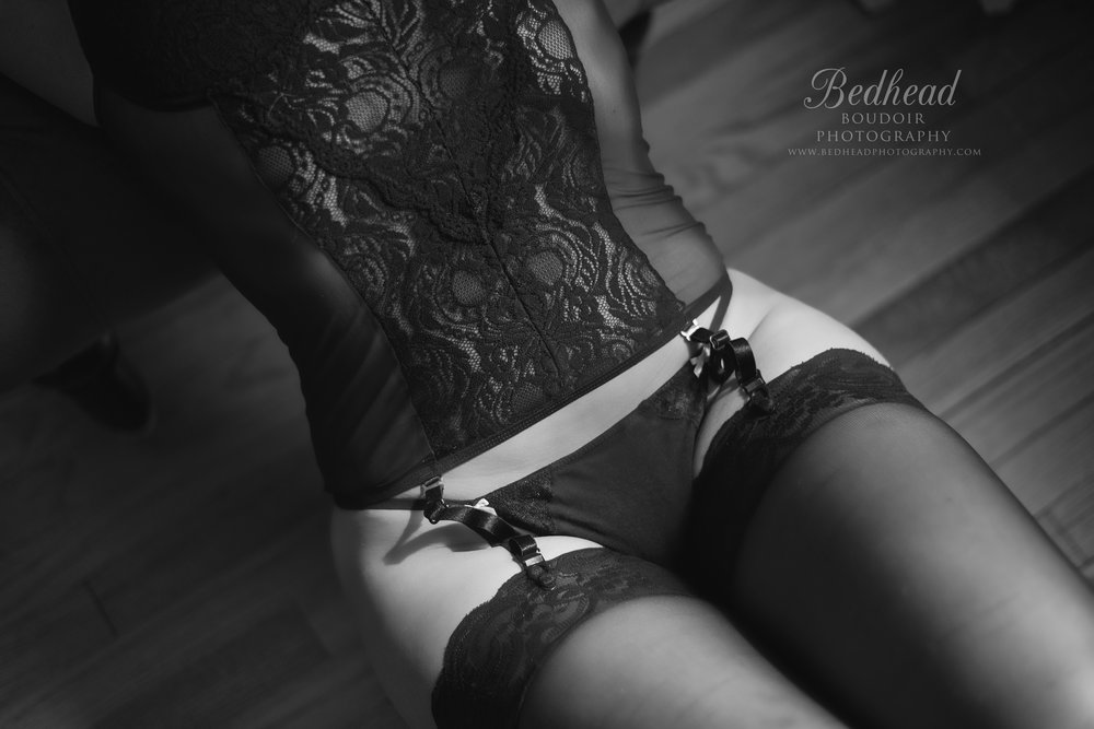 Bedhead Boudoir Photography Chicago IL