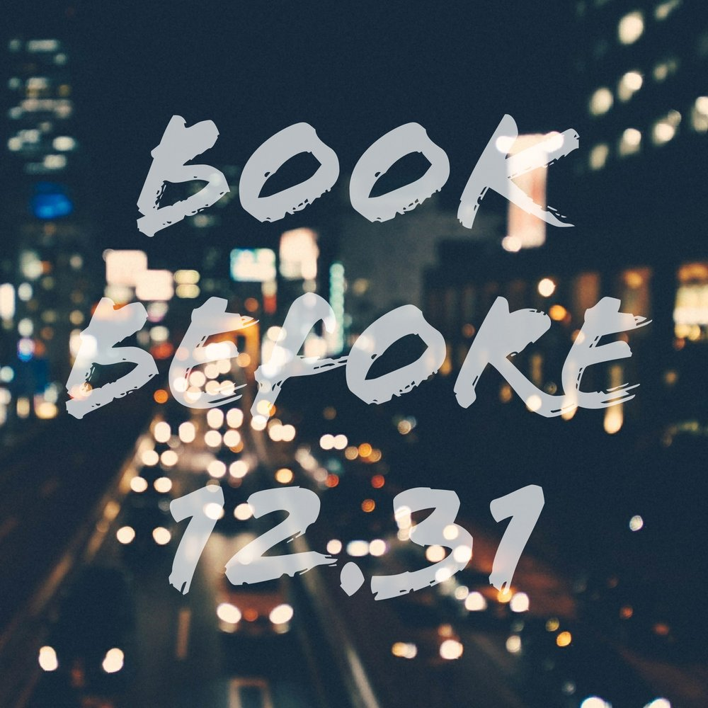 book before 12.31