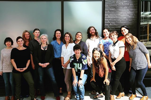 Many of our awesome #Seattle instructors gathered for orientation last week. We're excited to kick off the first Pure Food Kids Workshop of the school year next week!