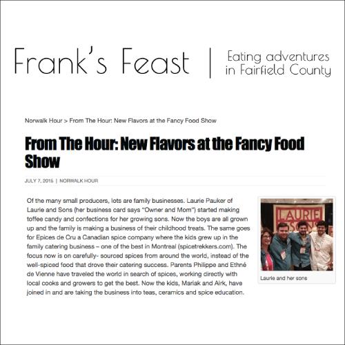 Frank's Feast