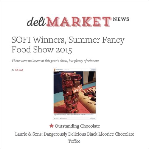 Deli Market News