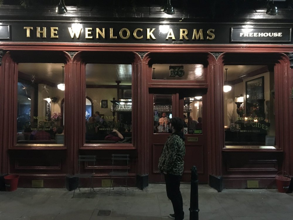 The Wenlock Arms, London