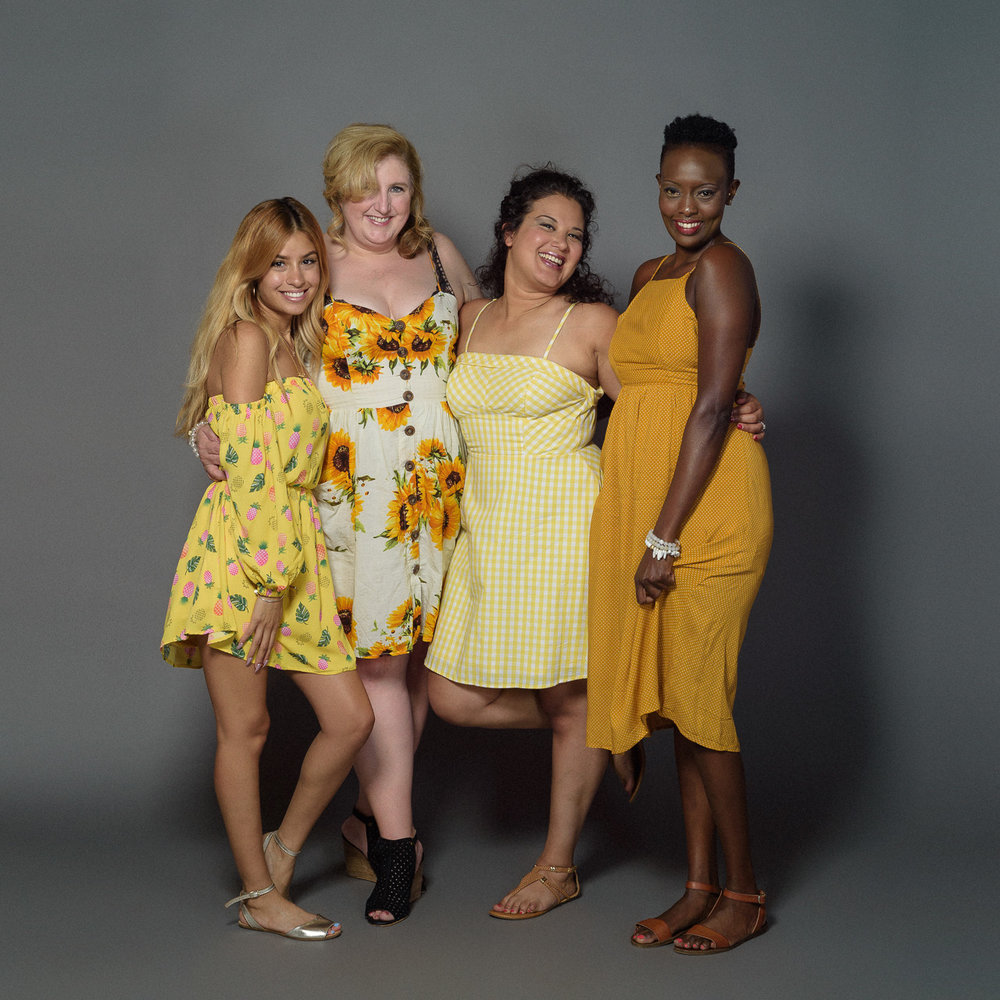 OUR COLOR PICK THIS SUMMER IS..YELLOW! -