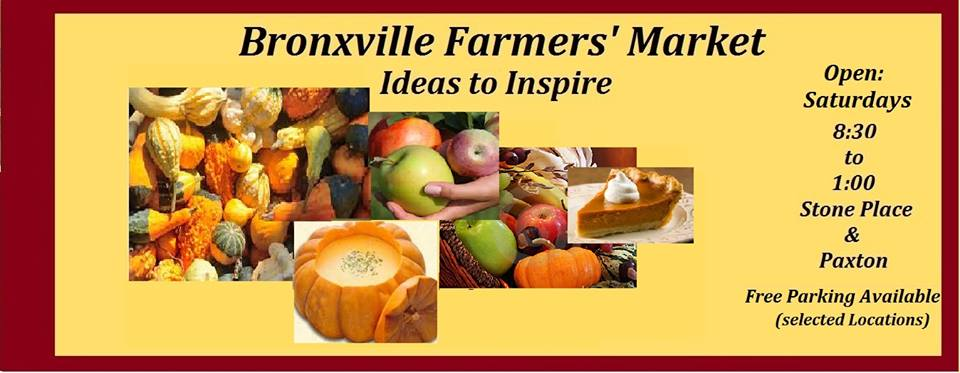 bronxville farmers market pop up