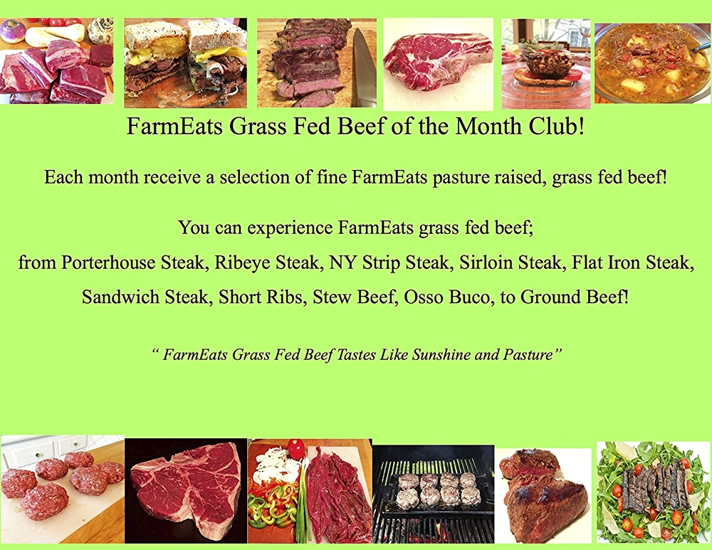 FarmEats Beef of the Month Club