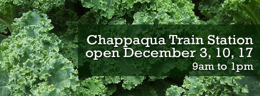 chappaqua farmers market december