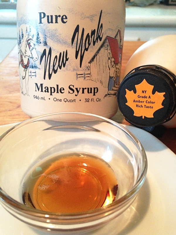 FarmEats Pure Local NY Maple Syrup Amber Color