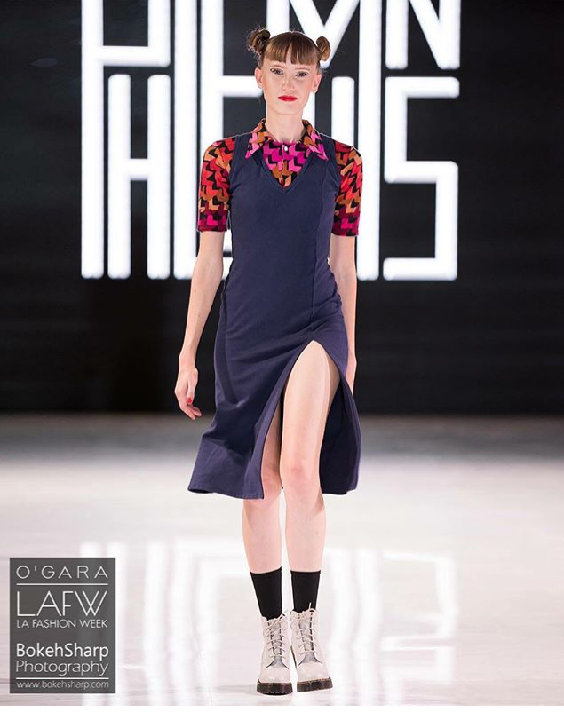 LA Fashion Week  - Columbia Square March 2016  MUA | Bek Harvey   Cinema Secrets PRO team   Concepts by Shanna Cistilli