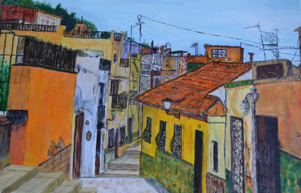Dale Murcott,  Alicante , 2014