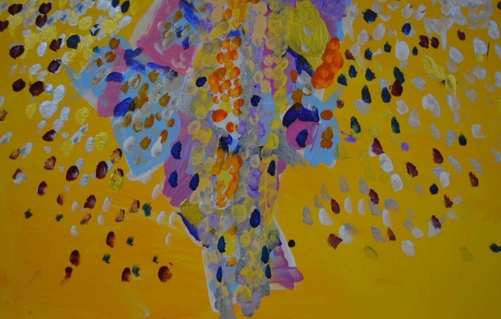 Lynette Loye, Chandalier series, 2014
