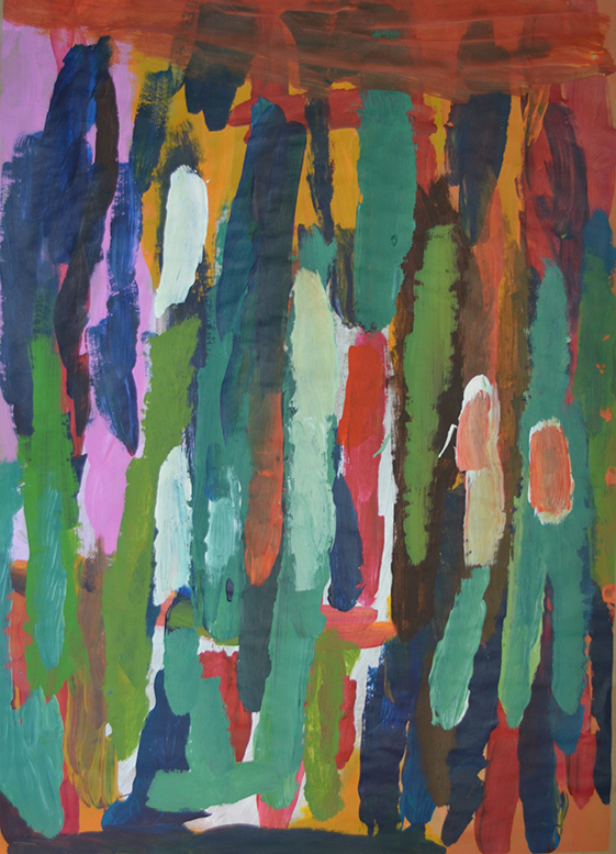 Manon Van Kempen  A Distant Line,  2016