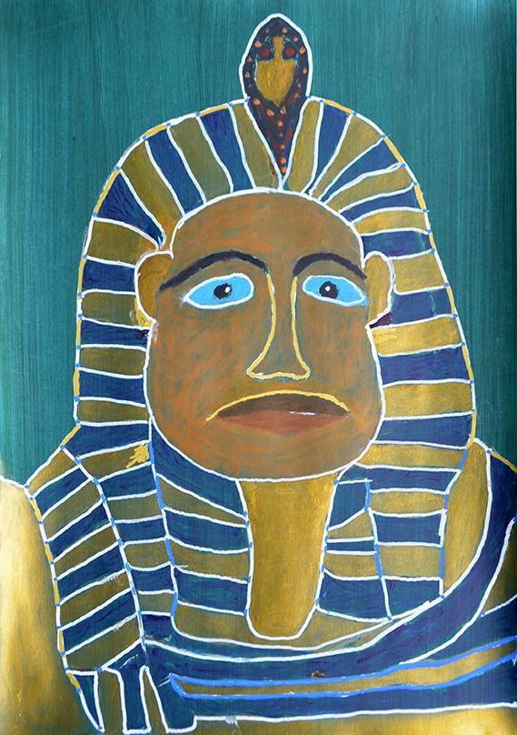 Eddie McMenemy  The Pharaoh