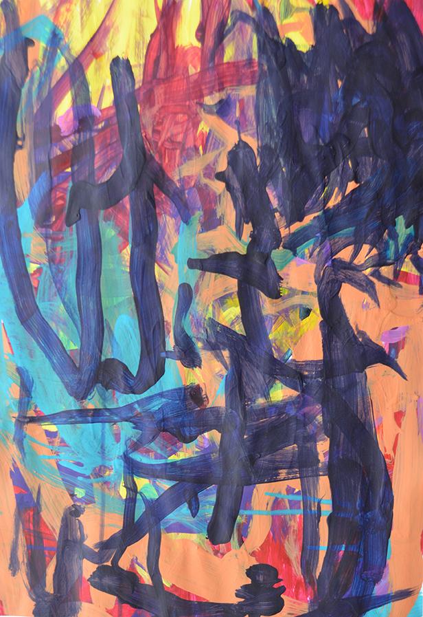 John Penman Untitled 2016